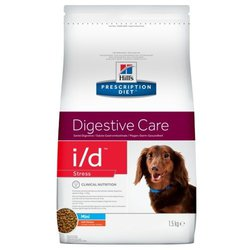 Hill's Prescription Diet (1.5 кг) I/D Canine Stress Mini dry