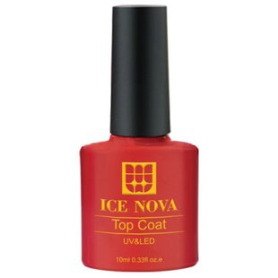 Верхнее покрытие ICE NOVA Top Coat 10 мл