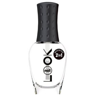 Базовое и верхнее покрытие NailLOOK Complete Care Base & Top Coat 8.5 мл