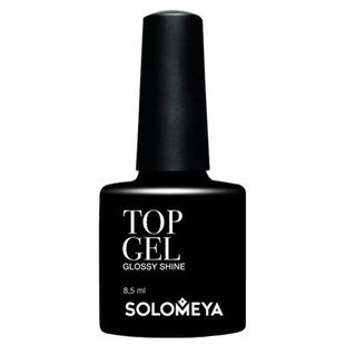 Верхнее покрытие Solomeya Top Gel STG 8.5 мл