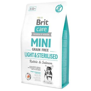Brit Care Mini Light & Sterilised