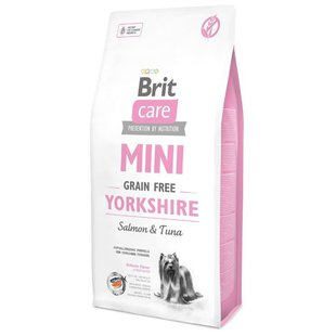 Корм для собак Brit Care Mini Grain Free Yorkshire