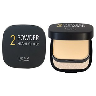 Lavelle Collection Пудра+хайлайтер Powder Highlighter тон 01