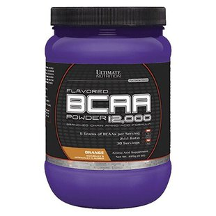 BCAA Ultimate Nutrition BCAA Powder 12000 (228 г)
