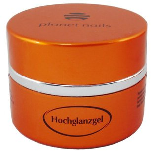 Верхнее покрытие planet nails Hochglanzgel 15 мл