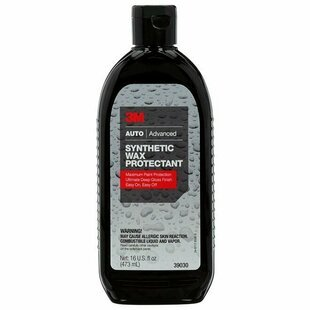 Воск для автомобиля 3M жидкий Synthetic Wax Protectant 39030