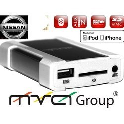 ACV CH46-1028 NISSAN (->2008) iPOD, iPHONE, USB, SD, AUX цифр.чейнджер N-disk